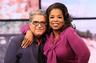 Oprah, deepak