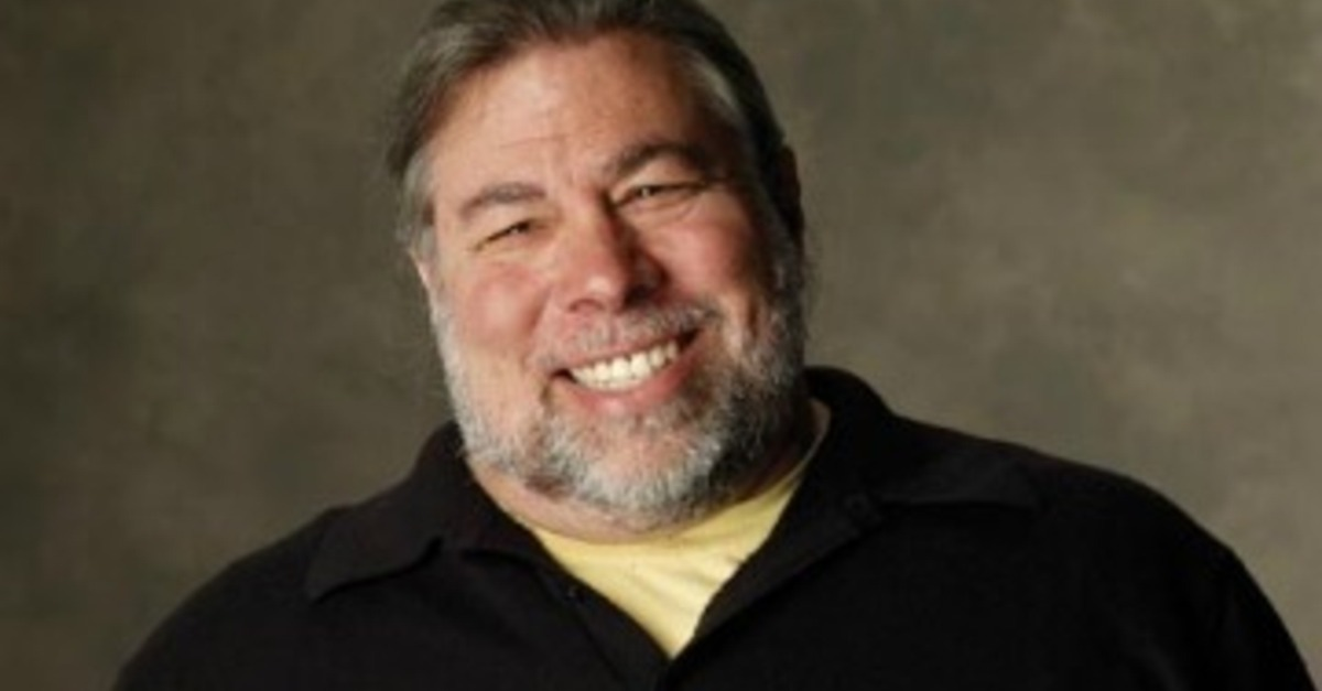 Steve Wozniak , blogwallet.com